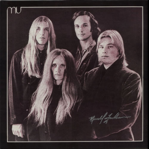 Mu Mu - Autographed vinyl LP album (LP record) German U-MLPMU595525