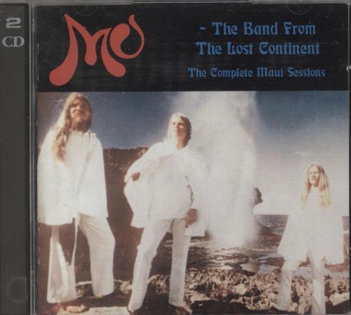 Mu - The Last Album 1982 (USA, Psychedelic/Jazz Rock