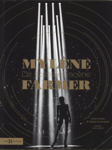 Mylene Farmer De Scène En Scène book French MYLBKDE739715