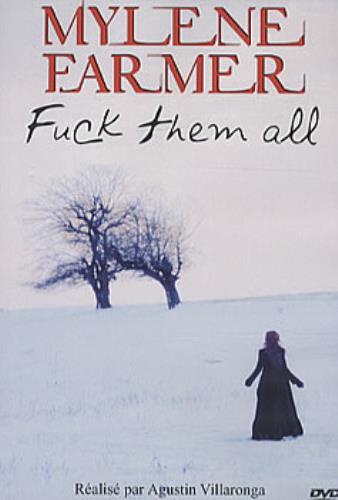 Mylene Farmer Fuck Them All DVD French MYLDDFU323451