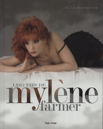 Mylene Farmer Les 7 Vies de Mylene Farmer book French MYLBKLE661259