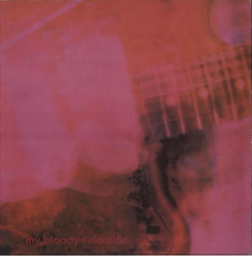 My Bloody Valentine Loveless - 1st - G vinyl LP album (LP record) UK MBVLPLO740674