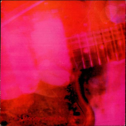 My Bloody Valentine Loveless - 1st vinyl LP album (LP record) UK MBVLPLO263401