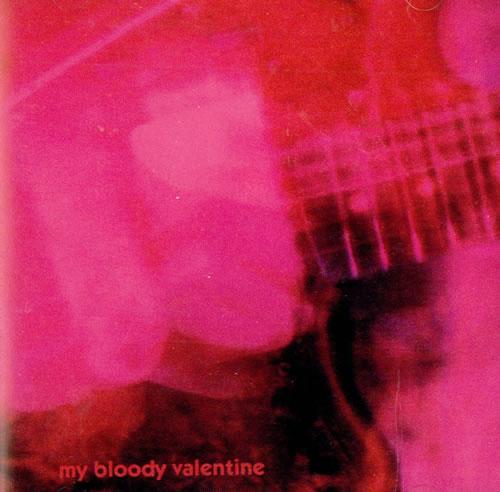 My Bloody Valentine Loveless CD album (CDLP) US MBVCDLO508752