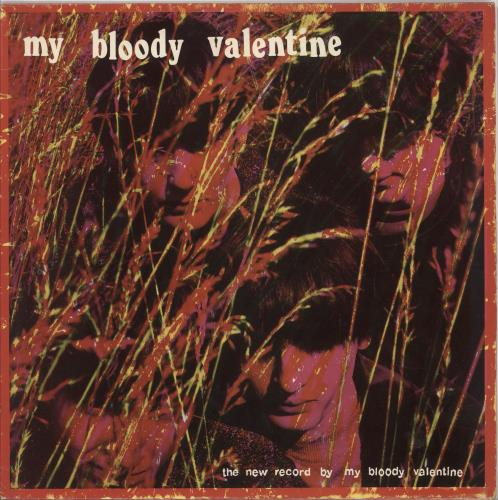 """My Bloody Valentine The New Record By My Bloody Valentine - EX 12"""" vinyl single (12 inch record / Maxi-single) UK MBV12TH728758"""