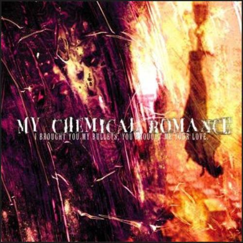 My Chemical Romance I Brought You My Bullets, You Brought Me Your Love CD album (CDLP) Japanese MAPCDIB461827