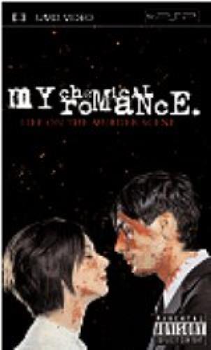 My Chemical Romance Life On The Murder Scene Universal Media UK MAPUMLI354246
