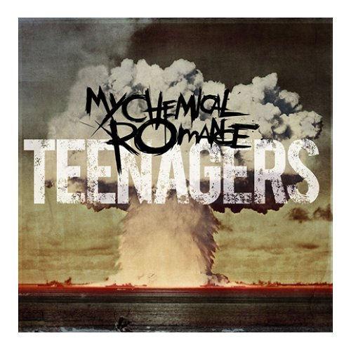 "My Chemical Romance Teenagers CD single (CD5 / 5"") Australian MAPC5TE412774"