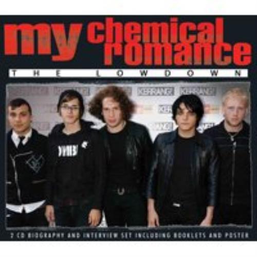 My Chemical Romance The Lowdown 2 CD album set (Double CD) UK MAP2CTH432002