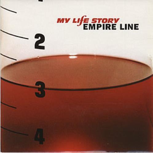 "My Life Story Empire Line 7"" vinyl single (7 inch record) UK ORY07EM319818"