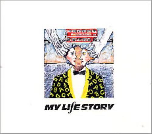 """My Life Story Girl A, Girl B, Boy C CD single (CD5 / 5"""") UK ORYC5GI92707"""
