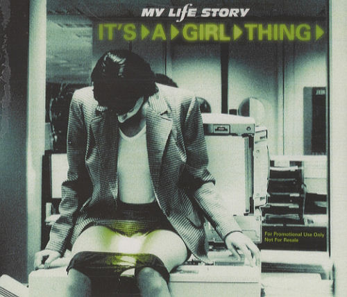 "My Life Story It's A Girl Thing CD single (CD5 / 5"") UK ORYC5IT137312"
