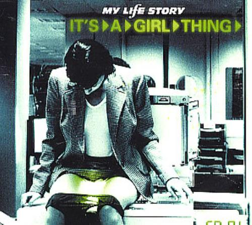 My Life Story It's A Girl Thing 2-CD single set (Double CD single) UK ORY2SIT138122