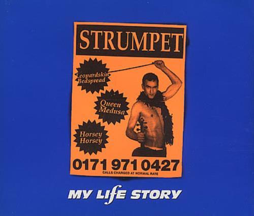 """My Life Story Strumpet - Cd2 CD single (CD5 / 5"""") UK ORYC5ST86212"""