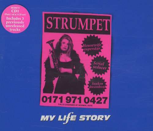 """My Life Story Strumpet - Part 1 CD single (CD5 / 5"""") UK ORYC5ST86213"""