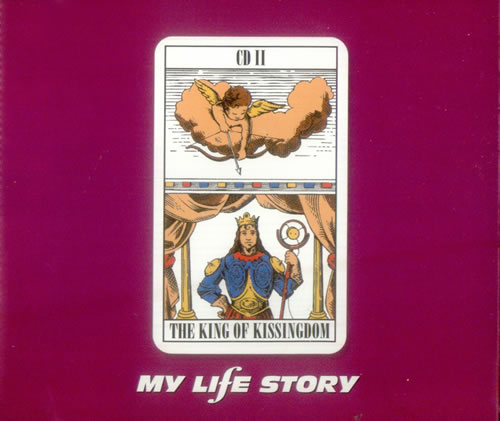 "My Life Story The King Of Kissingdom - CD2 CD single (CD5 / 5"") UK ORYC5TH89637"