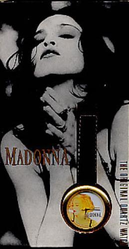 Madonna Madonna Quartz Wrist Watch - Box Not Mint memorabilia Hong Kong MADMMMA265187