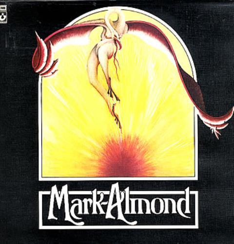 Mark-Almond Rising - Test Pressing vinyl LP album (LP record) UK MRALPRI301106
