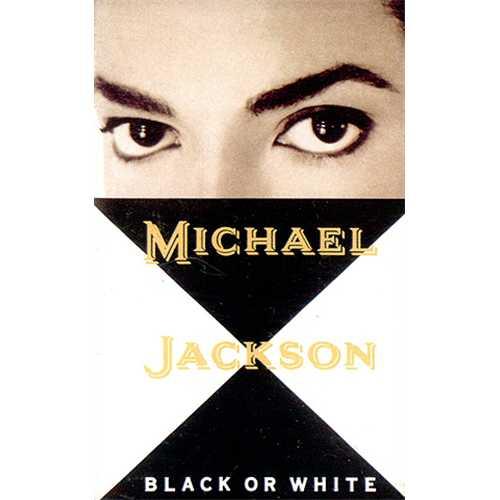 Michael Jackson Black Or White Uk Cassette Single 165745