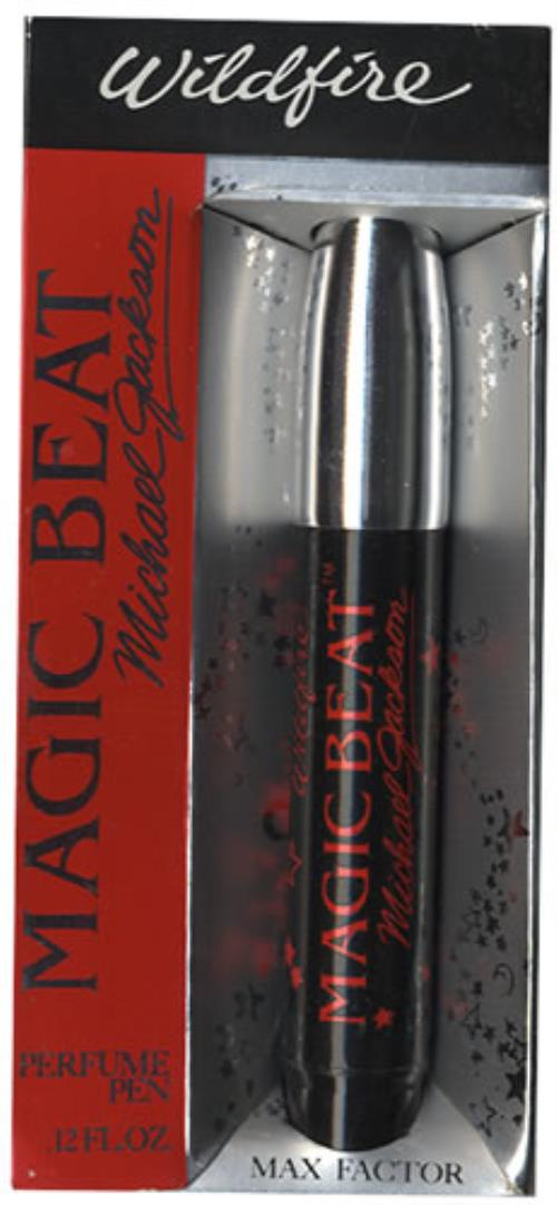 Michael Jackson Magic Beat Perfume Pen - Wildfire memorabilia US M-JMMMA342155