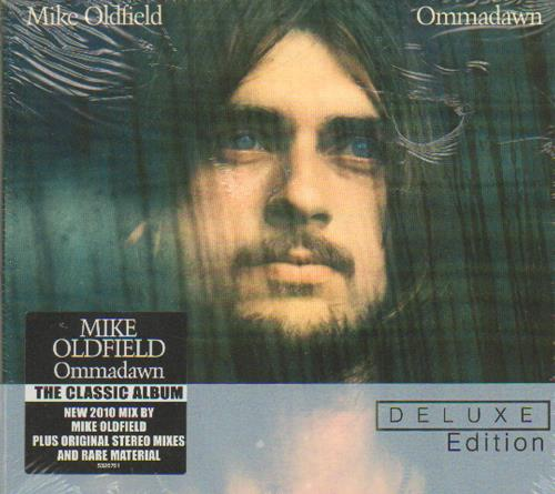 Mike Oldfield Ommadawn 3-disc CD/DVD Set UK OLD3DOM509702