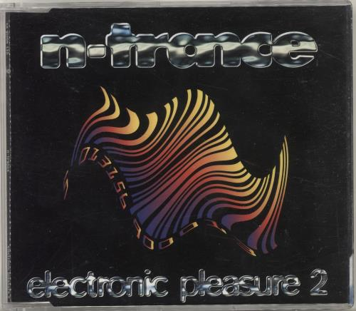 "N-Trance Electronic Pleasure 2 CD single (CD5 / 5"") UK N-TC5EL279057"