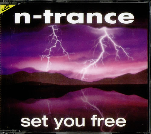 "N-Trance Set You Free CD single (CD5 / 5"") UK N-TC5SE278938"