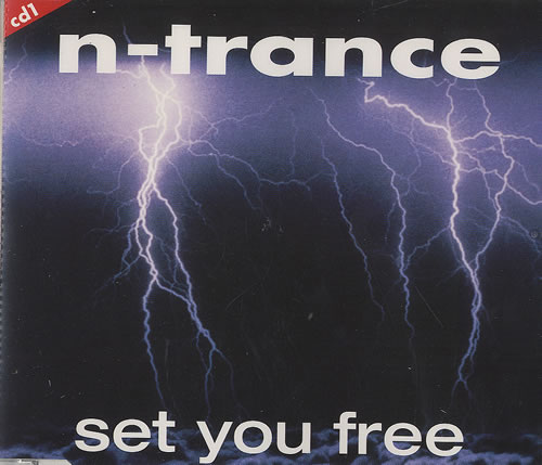 "N-Trance Set You Free CD single (CD5 / 5"") UK N-TC5SE494532"