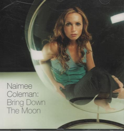 Naimee Coleman Bring Down The Moon CD album (CDLP) UK NAICDBR653165