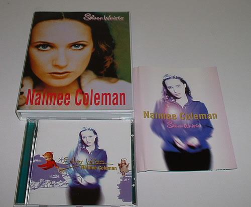Naimee Coleman Silver Wrists media press kit Japanese NAIKISI322395