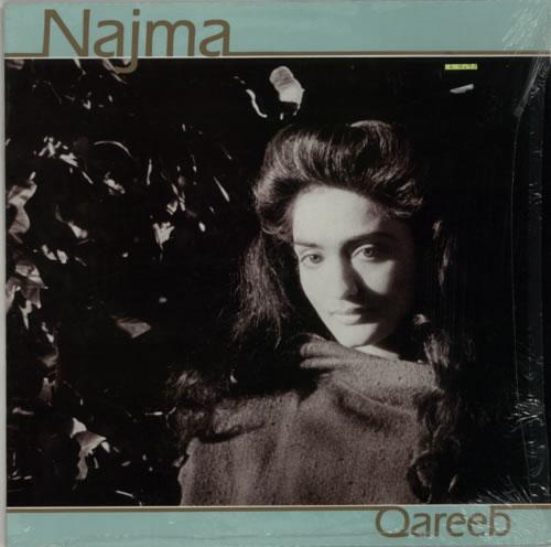 Najma Akhtar Qareeb vinyl LP album (LP record) UK NJKLPQA498629