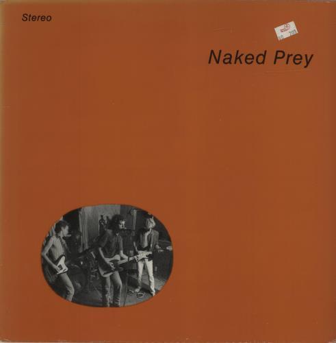 Naked Prey Naked Prey vinyl LP album (LP record) US NDRLPNA504549
