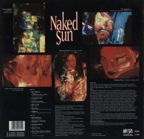 Naked Sun Naked Sun vinyl LP album (LP record) German 1NOLPNA751371