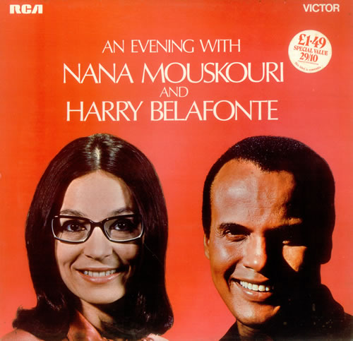 Nana Mouskouri An Evening With Nana Mouskouri And Harry