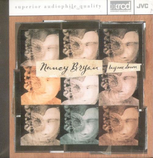 Nancy Bryan Lay Me Down - XRCD CD album (CDLP) US NBYCDLA526866