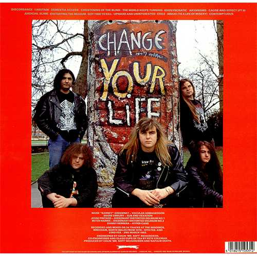 Napalm Death Utopia Banished Uk Vinyl Lp Album Lp Record