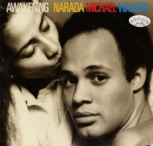 Narada Michael Walden Awakening vinyl LP album (LP record) Japanese NMWLPAW174965