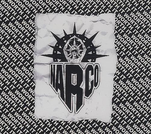 "Narco Worth It CD single (CD5 / 5"") UK NB6C5WO394044"