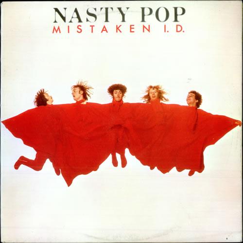 Nasty Pop Mistaken I.D. vinyl LP album (LP record) UK NSPLPMI502287