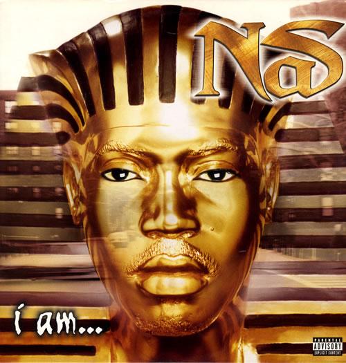 Nas I Am... 2-LP vinyl record set (Double Album) Dutch N-S2LIA553871