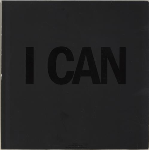 "Nas I Can 12"" vinyl single (12 inch record / Maxi-single) UK N-S12IC703329"