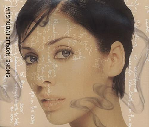 "Natalie Imbruglia Smoke CD single (CD5 / 5"") UK NTLC5SM381698"
