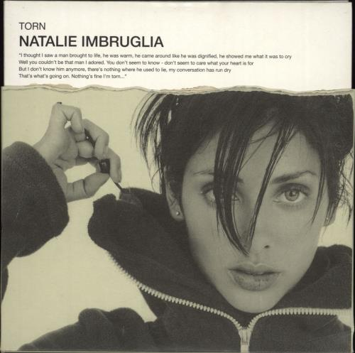 Natalie Imbruglia Torn - Parts 1 & 2 - Double Sleeve 2-CD single set (Double CD single) UK NTL2STO709160