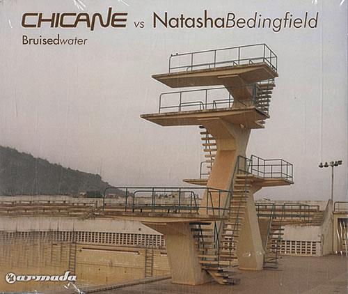 "Natasha Bedingfield Bruised Water CD single (CD5 / 5"") Dutch NBDC5BR481895"