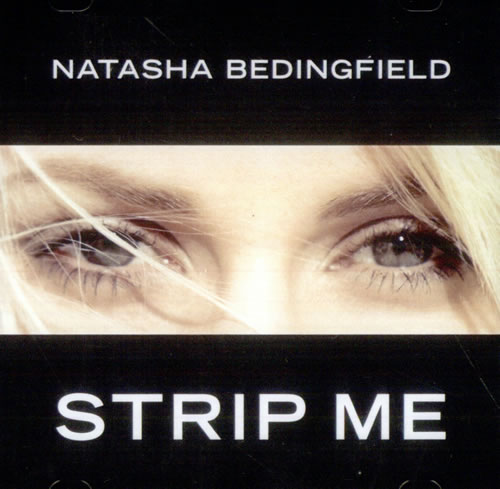 Natasha Bedingfield Strip Me CD-R acetate US NBDCRST532815