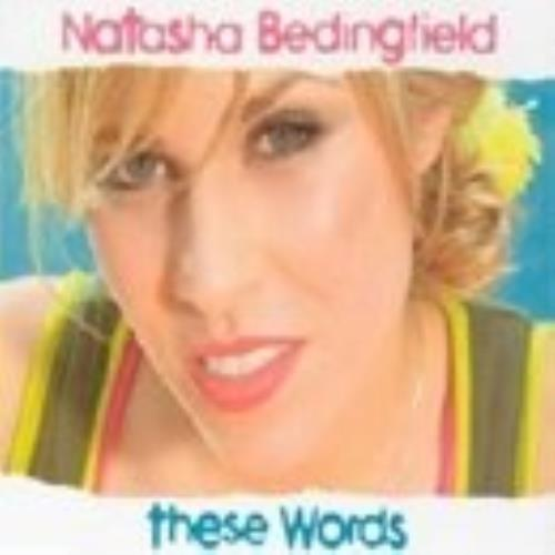 "Natasha Bedingfield These Words CD single (CD5 / 5"") Australian NBDC5TH305717"