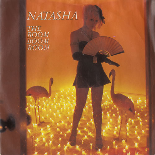 "Natasha The Boom Boom Room 7"" vinyl single (7 inch record) UK NS107TH566723"