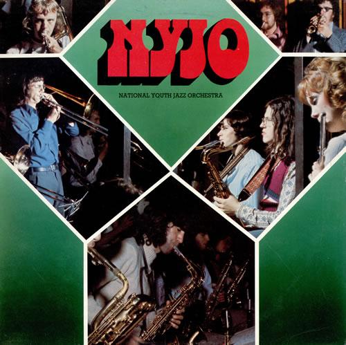 National Youth Jazz Orchestra N.Y.J.O. vinyl LP album (LP record) UK NJ0LPNY461826