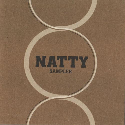"""Natty Sampler CD single (CD5 / 5"""") UK NT9C5SA468763"""