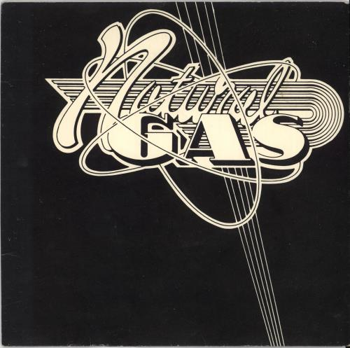 "Natural Gas Natural Gas - Album Sampler 7"" vinyl single (7 inch record) UK UGA07NA714225"